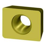 Пластина для фрезерной обработки LPHW, L=15,88 B=d=12.7 мм
