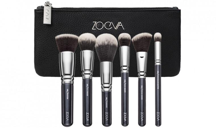 Набор кистей  для макияжа Zoeva Vegan Brush Set