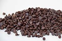 Шоколадные капли черные (дропсы) (18кг)