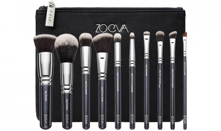 Набор кистей для макияжа  Zoeva Vegan Prime Set
