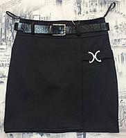 Детская школьная юбка на девочек 8-12 лет