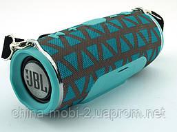 JBL Charge 3 mini A+ в стилі xtreme, портативна колонка з Bluetooth FM MP3, золото+м'ята, фото 3