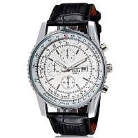 Часы мужские наручные VaLia 8208  черные, белые