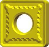 Пластина твердосплавная сменна SNMG-190616 R2, L=19.05x6.35x1.6 мм