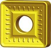 Пластина твердосплавная сменна SNMM с геометрией H1, L=25.4x9.52x2.4 мм