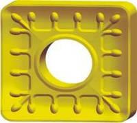 Пластина твердосплавная сменна SNMM-120408 R3, L=12.7x4.76x0.8 мм