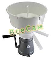 Сепаратор для сливкоотделения на 50л РЗ-ОПС с металлическим корпусом