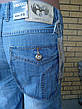 Бриджи мужские джинсовые VIGOOCC, Турция, фото 5