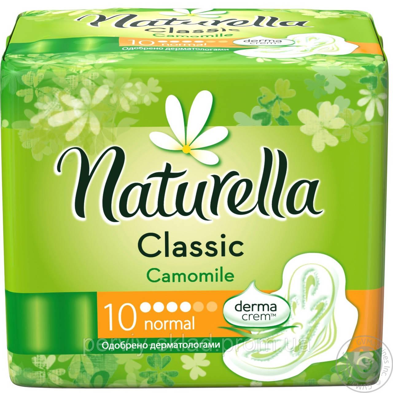 Прокладки Naturella Classic Normal 4к
