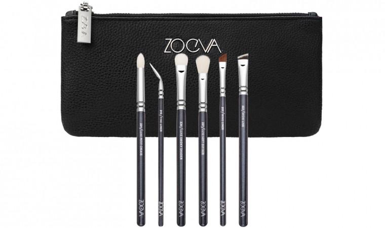 Набор кистей для макияжа  Zoeva Classic Eye Set