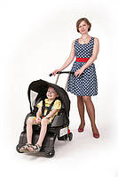 НОВИНКА! Детская коляска-трансформер Sit'n'Stroll.