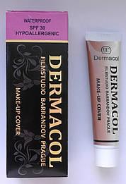 Dermacol 207, 211, 212, 218 тон - стойкий тональный крем (Дермакол) дермакул Dermacol дермакул