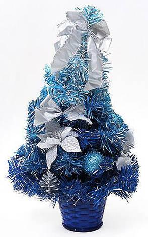 Декоративная елка в горшке, 40см 183-T50, фото 2