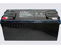 Аккумулятор гелевый BATTERY GEL 12V 200A UKC, жаропрочный аккумулятор