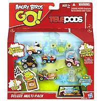 Гаджет игра Angry Birds Go! Deluxe Multi-Pack Мульти-Набор Телепорт (Hasbro)