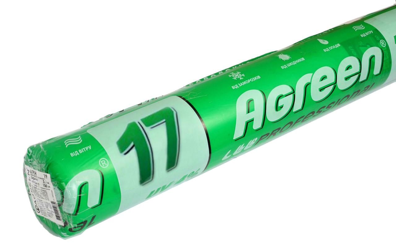 """Агроволокно """"Agreen"""" 17g/m2  2.1х100м"""