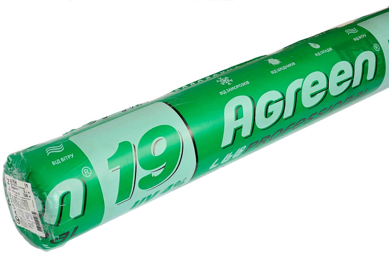 """Агроволокно """"Agreen"""" 19g/m2 1.6х100м"""