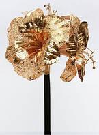 Декоративная ветка Амариллис, 52см NY21-147