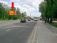 """Щит г. Львов, Липинского ул., 60, напротив отеля """"Волтер"""", в сторону ул. Б. Хмельницкого"""