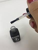 Гель-лак Kodi Professional, Rubber Top Gel - каучуковый топ, 12ml