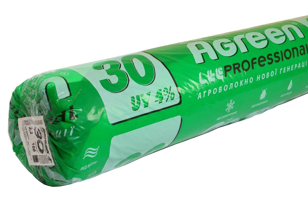 """Агроволокно """"Agreen"""" 30g/m2 1.6х100м"""