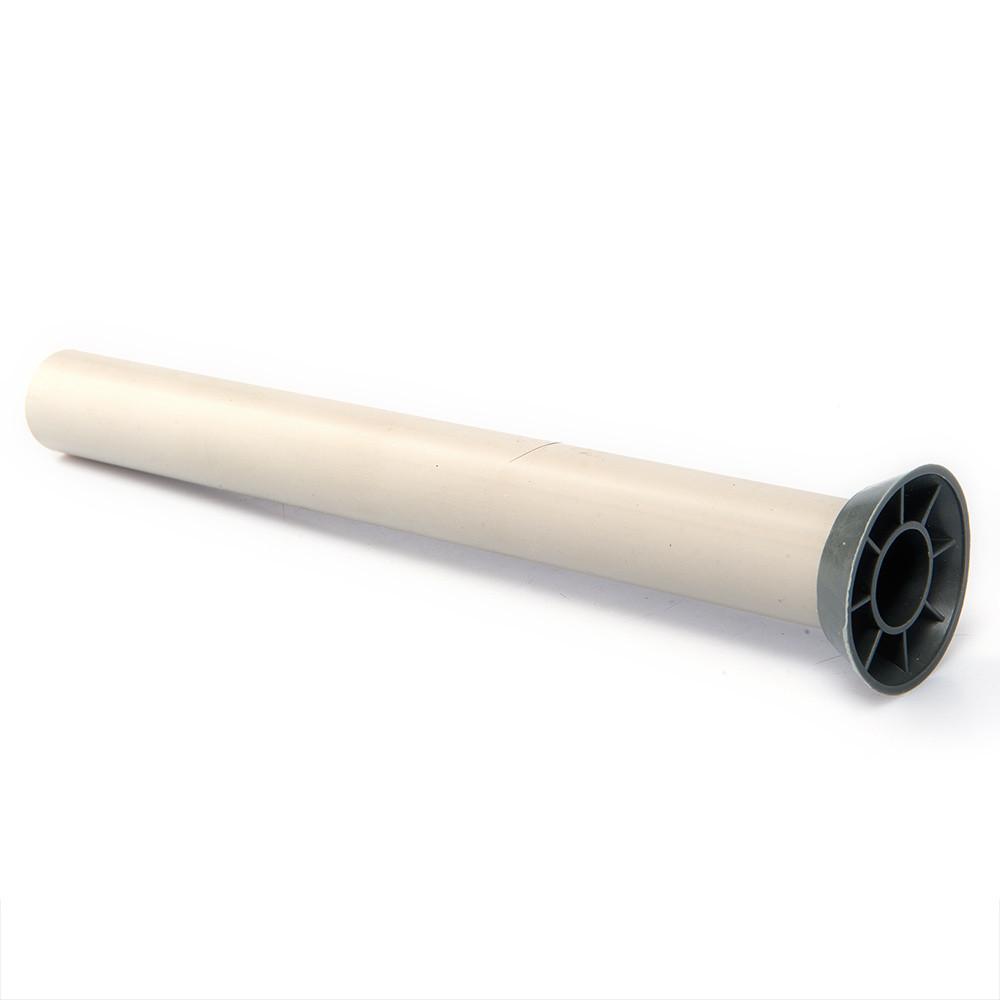 Трубка ПВХ  DR 22/25 с перфорацией для опалубочных систем, 100 метров в упаковке