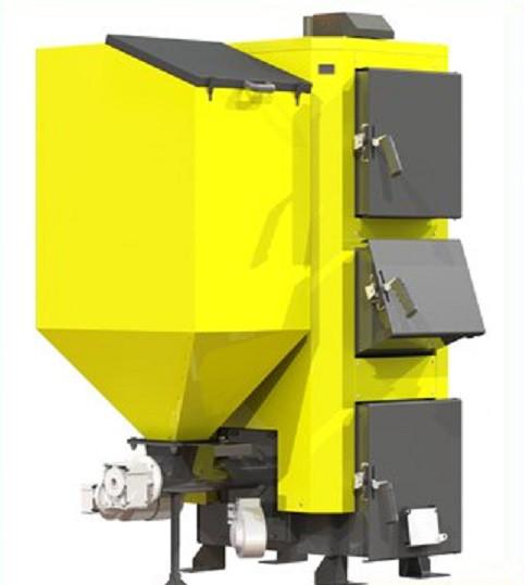 Автоматический котел на пеллетах Kronas Combi 98 (Кронас)