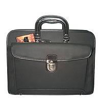Портфель Tony Perotti Cartelle Supreme 8578 nero тканевый черный мужской