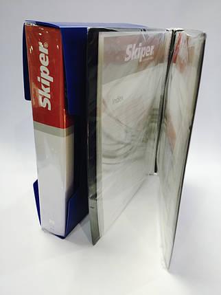 Папка пластиковая А4 на 80 файлов в боксе, фото 2