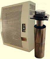 Конвектор газовый  АКОГ – 4л (чугун) автоматика SIT (Италия)