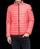 REPLAY.Куртка -пуховик чоловіча.Оригінальна стильна молодіжна двохстороння.Неоново оранжева. Розмір M