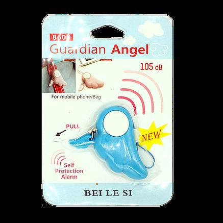 Сигнализация для телефона Guardian Angel Голубая, фото 2