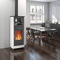 Печь- SAVINA на дровах 8,0 кВт Superior Италия, фото 1