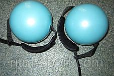 Мячи-утяжелители для фитнеса и пилатеса ENERGY BALL PS 030-1LB , фото 2