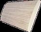 Рамковий плінтус МДФ №011 шпонований 10 мм 2,8мх55 мм, фото 2