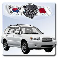 Forester S11 SG 2002-2008