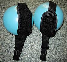 Мячи-утяжелители для фитнеса и пилатеса ENERGY BALL PS 030-1LB , фото 3