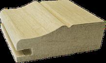 Рамочный профиль МДФ №021 шпонированный 22 мм 2,8мх60 мм