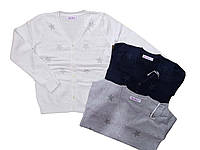 Кардиганы для девочек опт, размеры 4-12 лет, Nice Wear, арт. GJ 977, фото 1