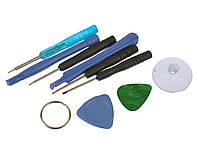 Набор инструментов AIDA 9 in 1 (отвертки: -2 mm, +1.5mm, +1.3*30mm, пенталоб 0.8*30mm; 2 лопатки, 2 медиатора)