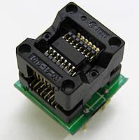 SOP16 - DIP16 переходник для программаторов 150mil