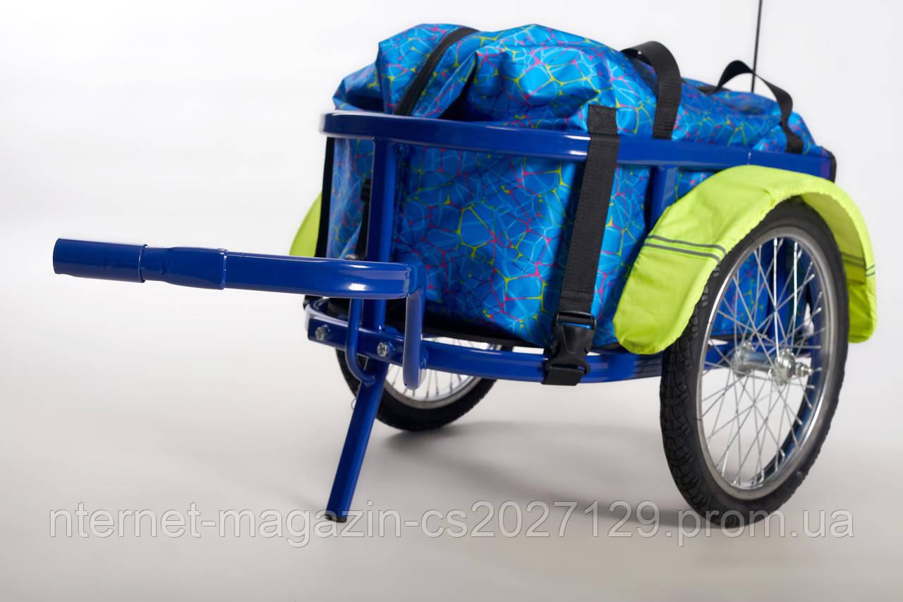 Велосипедный прицеп универсальный (Велоприцеп ВП-65)