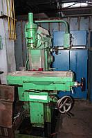 6М76П - Вертикально-фрезерный станок