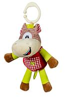 Мягкая игрушка для новорожденных со звуком, ТМ Babyono, Польша