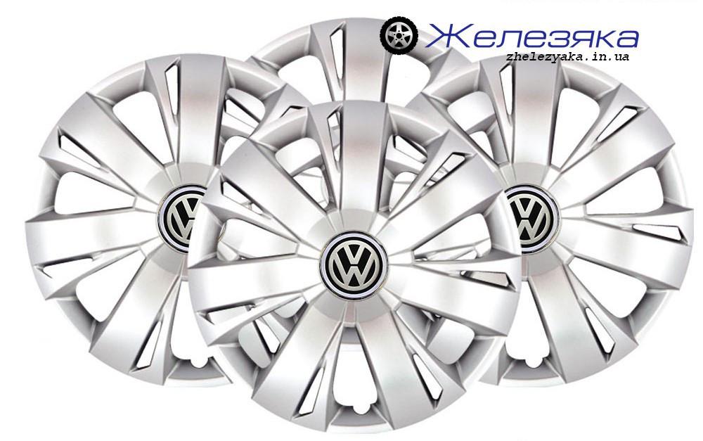 Колпаки на колеса R16 SKS/SJS №411 Volkswagen