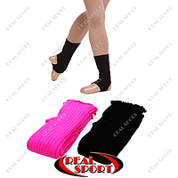 Гетры для танцев разогревочные GM060002 (акрил, l-60 см, цвет в ассортименте)