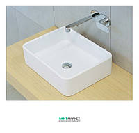 Раковина для ванной накладная Flaminia коллекция Miniwash белая MWL48