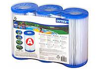 Фильтр для насоса 29003 , 3 шт в комплекте Тип А, фото 1