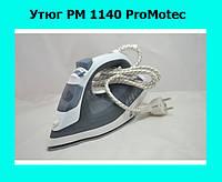 Утюг PM 1140 ProMotec