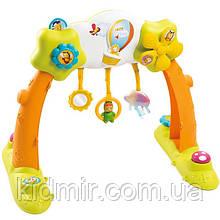 Детская развивающая дуга Акра развлечений 2 в 1 Cotoons Smoby 110221